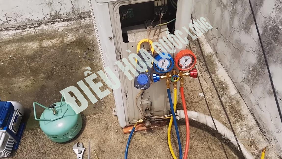 Giá nạp gas điều hòa