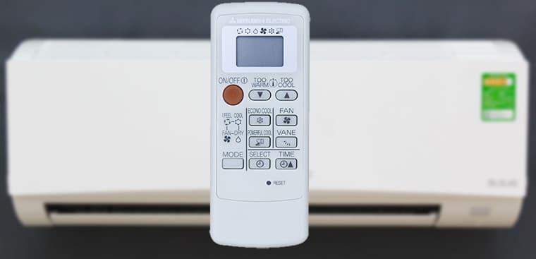 Hướng dẫn cách chỉnh máy lạnh mitsubishi 2 chiều