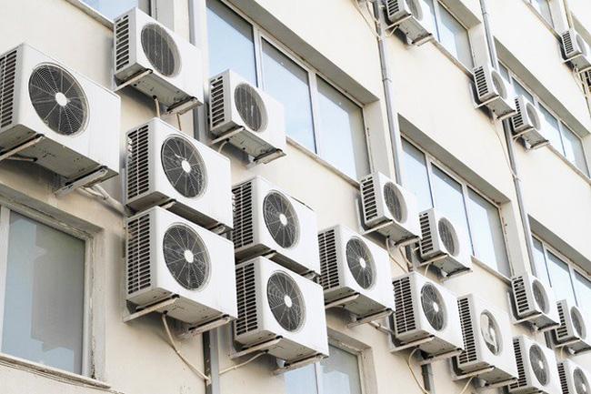 Nên đặt cục nóng điều hòa ở đâu