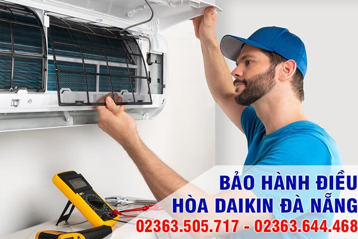 Trung tâm bảo hành, sửa chữa điều hòa Daikin Đà Nẵng