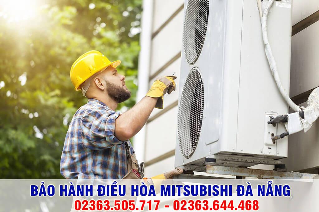 Trung tâm bảo hành, sửa chữa điều hòa Mitsubishi Đà Nẵng