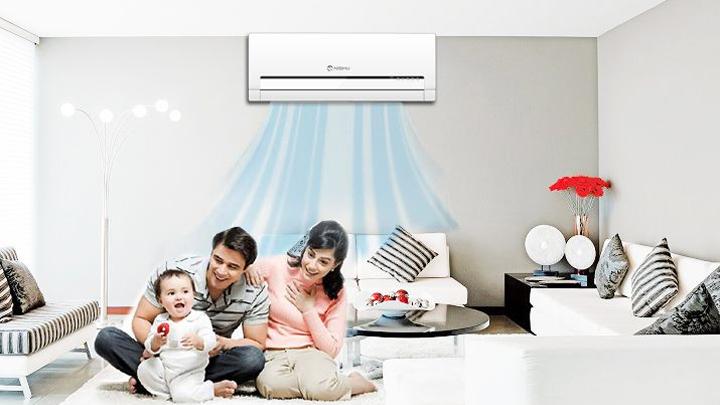 Công suất điều hòa gia đình